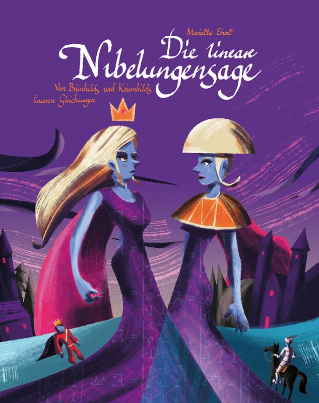Cover lineare nibelungensage